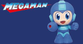 Cofre Mega Man Estilo Chibi