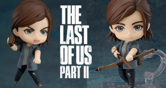 Boneca Nendoroid Ellie do Game The Last of Us Part II