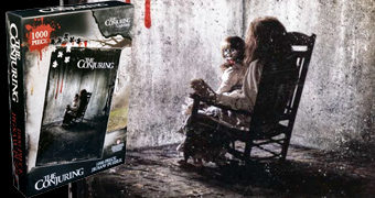 Quebra-Cabeça do Filme Invocação do Mal (The Conjuring) de James Wan