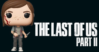 Boneca Ellie Pop! do Game The Last of Us Part II