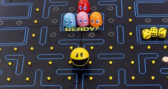 Jogo de Tabuleiro Pac-Man The Board Game