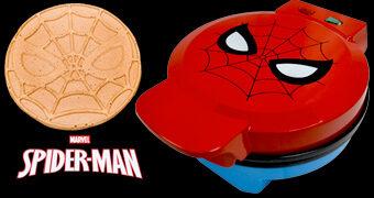 Máquina de Waffles Homem-Aranha (Spider-Man)