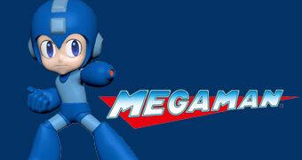 Boneco Mega Man Classic Bobble Head