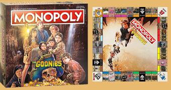 Jogo Monopoly Os Goonies