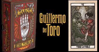 Tarot del Toro Inspirado nos Filmes de Guillermo del Toro
