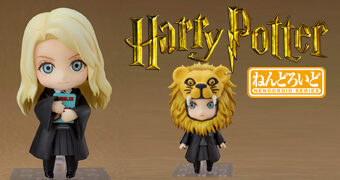 Boneca Nendoroid Luna Lovegood (Harry Potter)