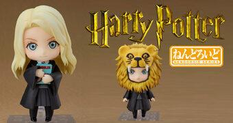 Boneca Nendoroid Luna Lovegood (Harry Potter)