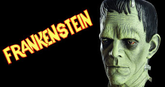 Máscara Frankenstein Universal Monsters
