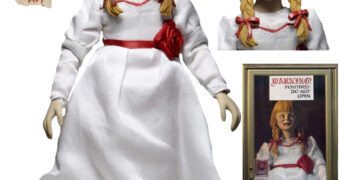 Annabelle, a Boneca Demoníaca – Action Figure Retro Neca Clothed