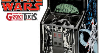 Caneca Star Wars Arcade Cabinet Geeki Tikis