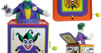 Coringa (The Joker) Jack-in-the-Box