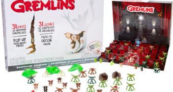 Calendário Countdown 31 Dias de Gremlins