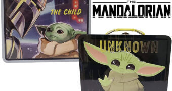 Lancheiras Baby Yoda Star Wars The Mandalorian