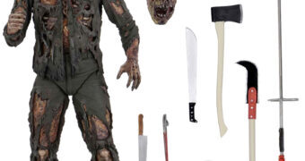 Jason Voorhees New Blood Ultimate Action Figure – Sexta-Feira 13 Parte VII A Matança Continua