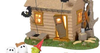 Peanuts Halloween da Grande Abóbora: Casa Assombrada e Fantasminhas