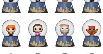 Harry Potter Globos de Neve Mystery Minis – Mini-Figuras Funko Blind-Box