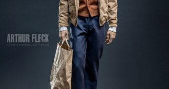 Joaquin Phoenix como Arthur Fleck – Estátua Perfeita 1:3 do Filme Joker de 2019