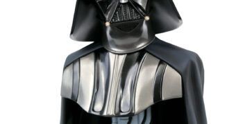 Busto Darth Vader Star Wars Legends in 3D em Escala 1:2