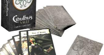 Tarot Cthulhu, A Entidade Cósmica de H.P. Lovecraft