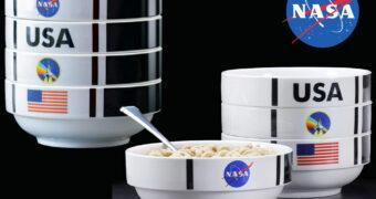Set de Tigelas NASA Shuttle