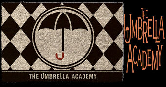Capacho da Série The Umbrella Academy