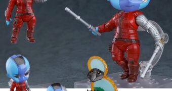Boneca Nendoroid Nebulosa Vingadores: Ultimato