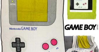 Cobertor de Lance Game Boy Nintendo