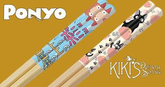 Hashis Hayao Miyazaki: Ponyo e Serviço de Entregas da Kiki