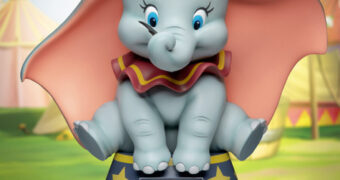 Dumbo Master Craft – Estátua de Luxo Beast Kingdom Disney