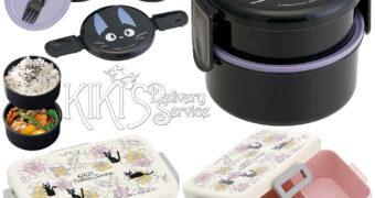 Marmitas Bento Box O Serviço de Entregas da Kiki (Hayao Miyazaki)
