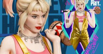 Estátua Harley Quinn ArtFX 1:6 do Filme Aves de Rapina: Arlequina e sua Emancipação Fantabulosa