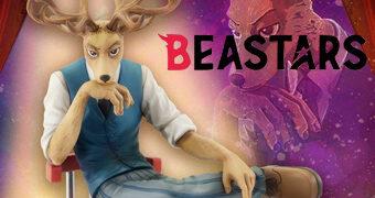 Louis, o Veado-Vermelho Antropomórfico da Série BEASTARS (Mangá/Anime)