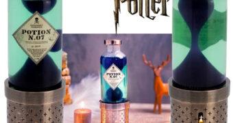 Lâmpada de Lava Harry Potter Poção Mágica № 7