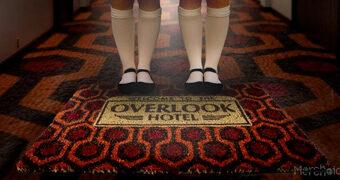 Capacho Seja Bem-Vindo ao Hotel Overlook (O Iluminado)