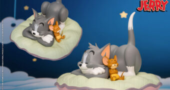 Tom & Jerry Sweet Dreams Bons Sonhos do Soap Studio