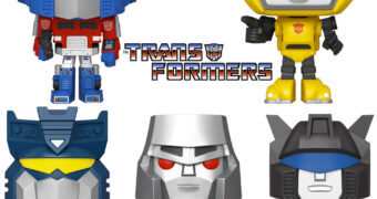 Bonecos Pop! Transformers G1 (Generation One)