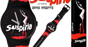 Relógio de Pulso do Filme Suspiria de Dario Argento