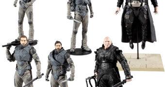 Action Figures Duna 2020 de Denis Villeneuve (McFarlane Toys)