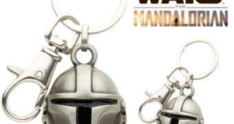 Chaveiro Capacete do Mando (Star Wars: The Mandalorian)