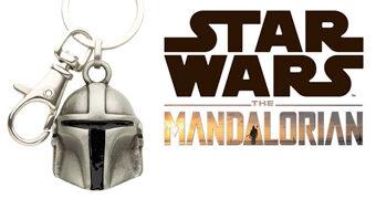 Chaveiro Capacete do Mando (Star Wars: The Mandalorian)