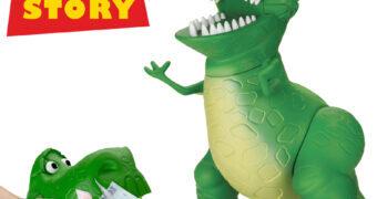 Cofre Rex Toy Story Gigante com mais de 45 cm de Altura!