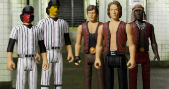 "Os Selvagens da Noite (The Warriors) 5 Points – Action Figures 3.75"" da Mezco Toyz"