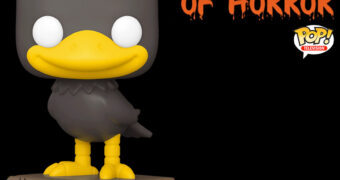 Bart, O Corvo (Edgar Allan Poe) – Boneco Pop! The Simpsons Treehouse of Horror