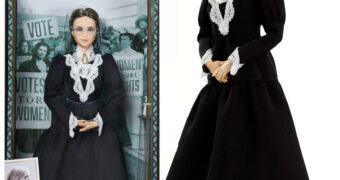 Barbie The Inspiring Women: Susan B. Anthony, a Feminista e Abolicionista do Século 19
