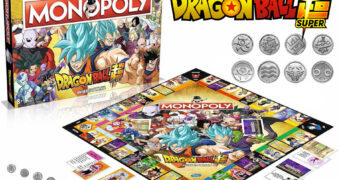 Monopoly do Anime Dragon Ball Super
