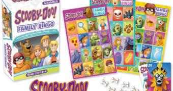 Jogo Bingo Scooby-Doo e a Gangue Mistério