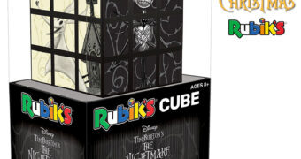 Cubo de Rubik Oficial de O Estranho Mundo de Jack (The Nightmare Before Christmas)
