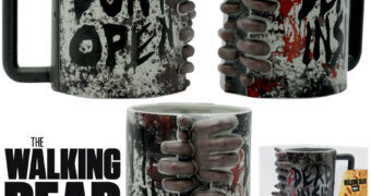 Caneca The Walking Dead: Don't Open Dead Inside
