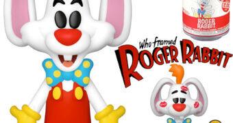 Boneco Funko Vinyl SODA: Uma Cilada para Roger Rabbit