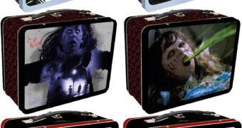 Lancheiras de Terror: A Noiva de Frankenstein, O Exorcista e Annabelle